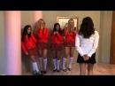 4 sexy schoolgirls and 1 sexy teacher with miniskirt
