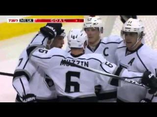 Game №9. Los Angeles Kings Vs. Winnipeg Jets 4:1 (0:0, 1:1, 3:0) - (Обзор Матча) - ()