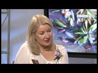 Тютелька в тютельку: Цветок на ножке от Валентины Ильковой