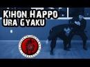 Ninjutsu Kihon Happō Hoshu Kihon Go Hō No Kata Ura Gyaku Gyokko Ryû