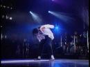 Michael Jackson - Man in the mirror Dangerous Tour 1992 LIVE in Bucharest, Romania