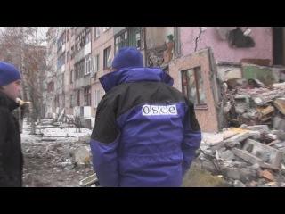 Попытка помочь или отработка зарплаты? Миссия ОБСЕ в Первомайске