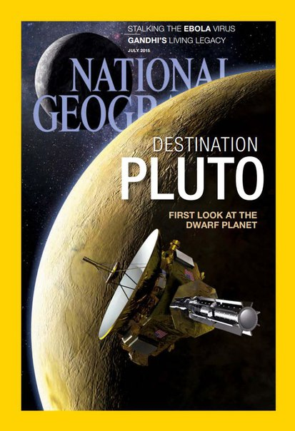 National Geographic - July 2015 USA