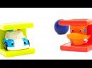 Машинки — Развивающее видео Счет для детей до 5! Полицейская машинка и друзья-машинки