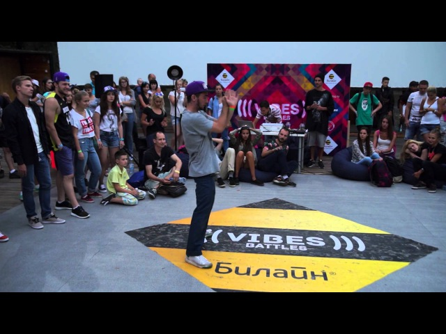 Kidrock vs Padre 1 8 Popping 1 1 @ VIBES 014 Краснодар