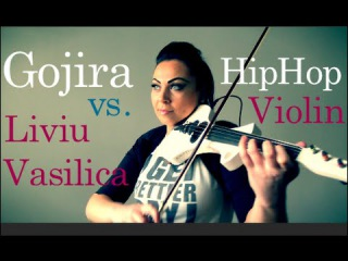 "Gojira & Liviu Vasilica - Fir-ai tu sa fii de murg (Cristina Kiseleff Vioara ""Robot Armasar"" Cover)"