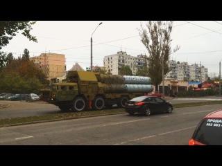Одесса замечено передвижение комплексов С-300