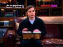 The Big Bang Theory Sheldon playing bongos