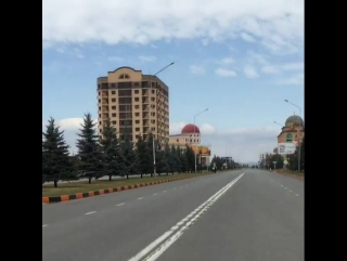 Когда для тебя освобождают трассу от суеты))))