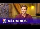 Aquarius Grey Damon Is Detective Brian Shafe Interview