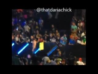 [#My1] WWE superstars sometimes live dangerously. #DeanAmbrose