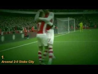 ТОП 5 супер голов   Alexis Sanchez