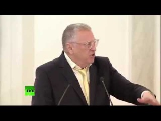Владимир Жириновский  Выступление на заседании Государственного Совета
