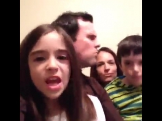 My family my mother father brother and i(vine)