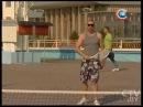 Международный профессиональный турнир по теннису Amkodor Cup 2015 проходит в Минске