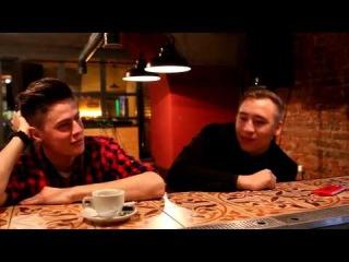 #WhatsUpTV в Биржа Бар | Александр Шелепанов и Роман Иванов