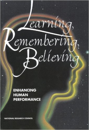 Learning, Remembering, Believing