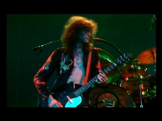 LED ZEPPELIN - IN MY TIME OF DYING 1975