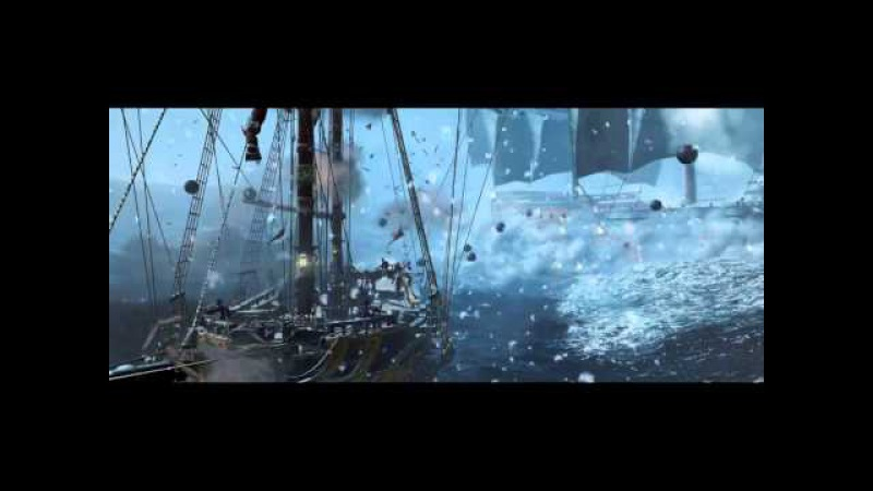 Кредо Вбивці Вигнанець Трейлер Мисливець на ассасинів укр Assassin's Creed Rogue Trailer