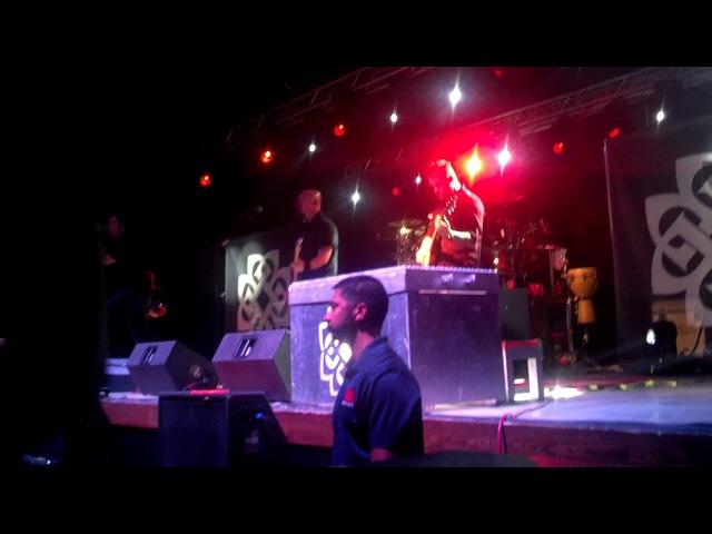 Breaking Benjamin Phase live Pharr Texas 17 04 2015