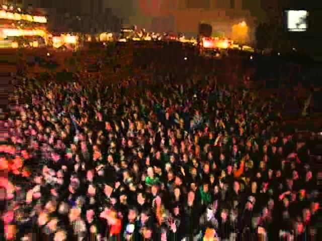 Slipknot Мама мы все тажело больны Кино cover live at rock am ring 2009