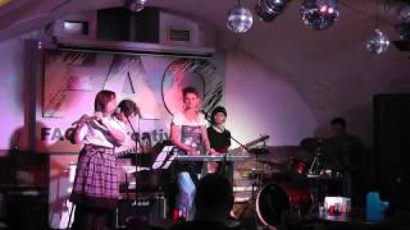 The E a ves Coin operated boy Dresden dolls cover