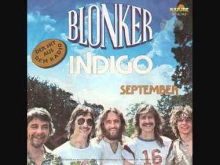 """""""Indigo"""" & """"September"""" by Blonker (Germany,1978)"""