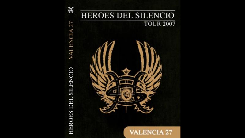 Heroes del Silencio Cheste Valencia 2007 1