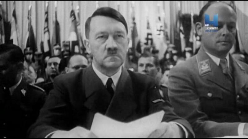 Мрачное обаяние Адольфа Гитлера 3 2016