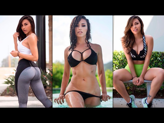 Ana Cheri Fittest Playboy Model Fitness Babes