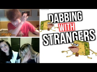 DABBING WITH STRANGERS ON OMEGLE (FEAT. ALEXIA RAYE)