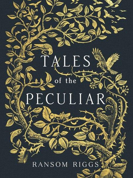 Ransom Riggs - [Miss Peregrine] - Tales of the Peculiar - Millard Nullings (retail)