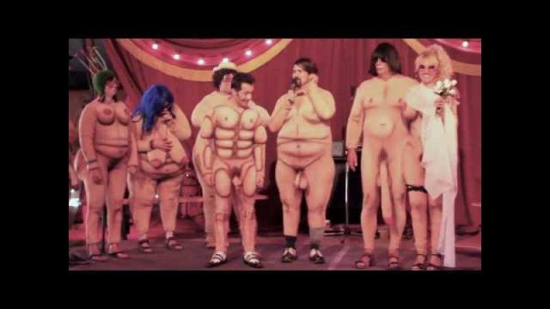 INSOLITS Nudist Wedding in Austria