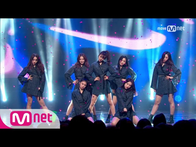 [DREAMCATCHER - Chase me] Debut Stage | M COUNTDOWN 170119 EP.507
