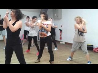 JuliaMalinovskaya,Paris,YANIS MARSHALL CHOREOGRAPHY Madonna -- Gang Bang