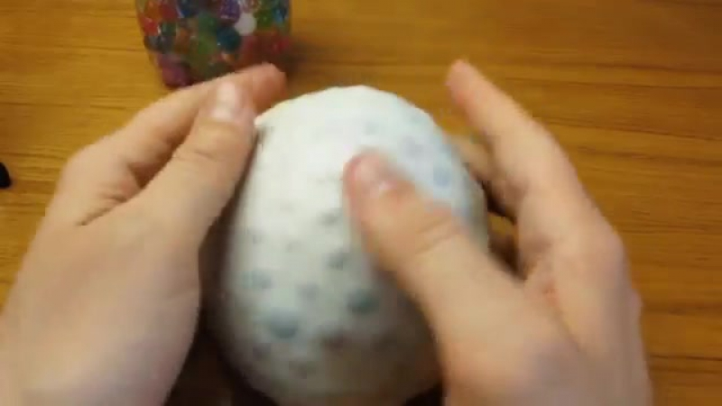 Аквагрунт / гидрогель - аналог шариков ОРБИЗ