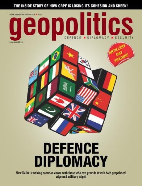 Geopolitics - September 2016