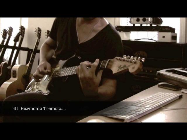 Strymon Flint Reverb Tremolo demo by Pete Thorn