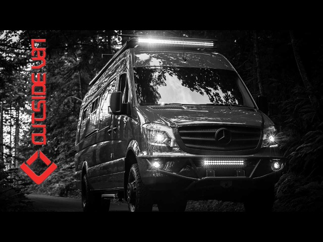 OSV | VAN AWESOME | 4x4 MB 170EXT 3500 Sprinter