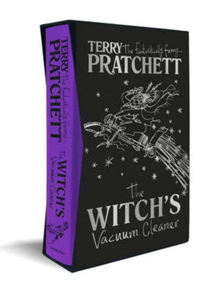 The Witch's Vacuum Cleaner: And Other Stories - Terry Pratchett