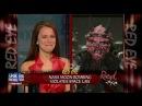 Red Eye On FOX News - 2nd Appearance by GWAR Frontman Oderus Urungus