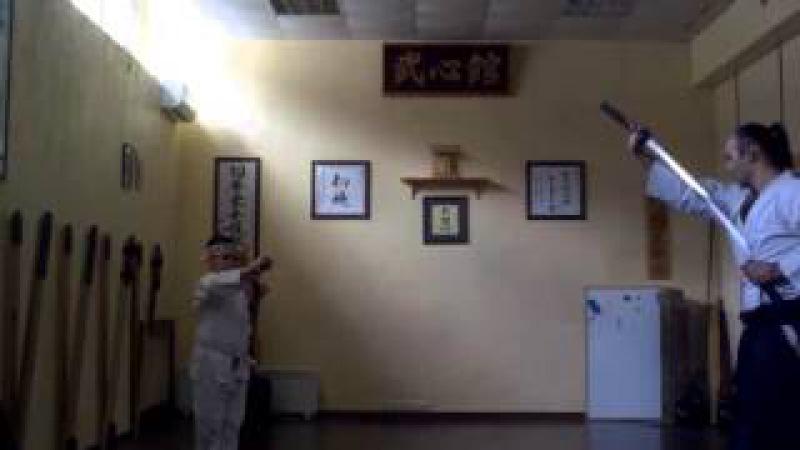 Клуб Канкиро тест Кобудзюцу