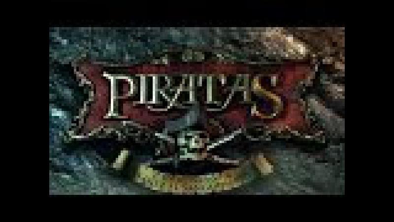 Пираты- Испания. Исторический сериал. 6 серия