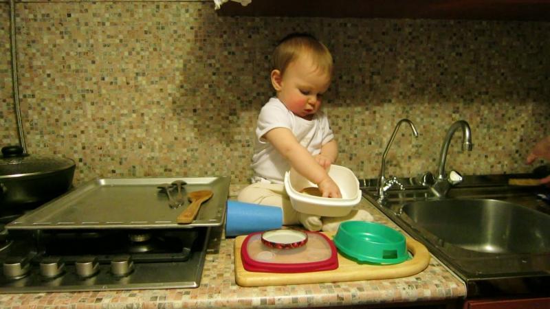 Экстемальное мытье посуды