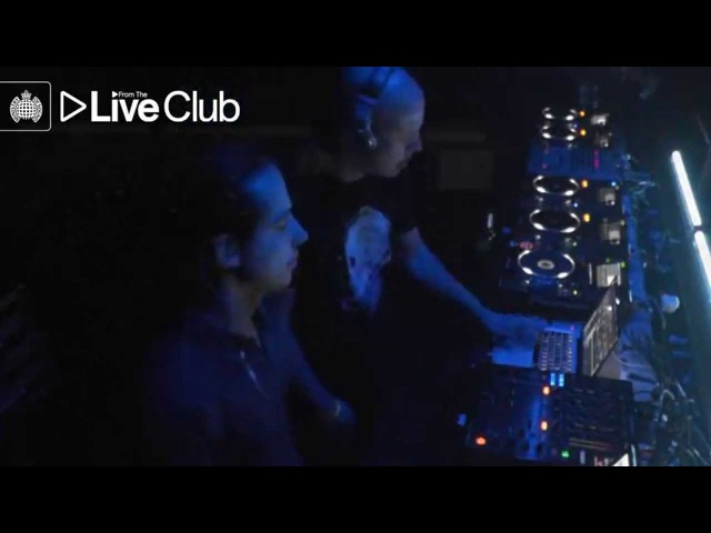 Infected Mushroom live at Ministry of Sound (2014-10-17)