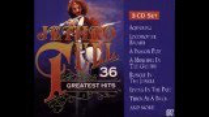 Jethro Tull - 36 Greatest Hits Disc. 3 (1998) 12. Grace