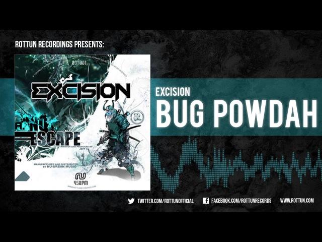 Innasekt Bug Powdah Rottun