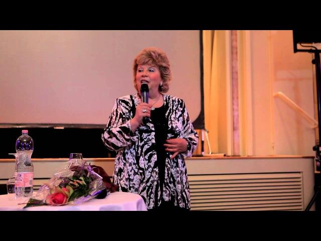 Лариса Рубальская Дни российской культуры в Баден Бадене 2013