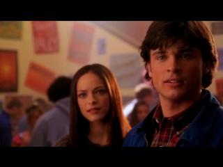 Smallville - Clark&Lana, Season 4, Episode 21 - Forever на русском