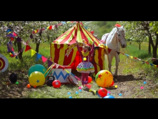 Бэкстейдж с фотосессии Весенний цирк фотографа Алёны Шкуратовой_